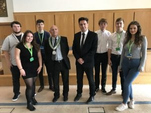 Journalism students discuss major issues facing HarlowCouncil 5