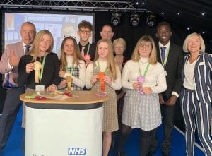 Students support Harlow Hospital in drive to improve NHS 8