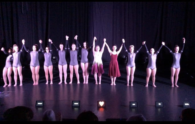 Harlow College dance students perform emotional show ahead of Anti Bullying Week. 1