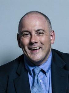 Official portrait of Robert Halfon crop 2
