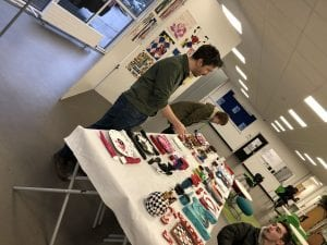 Harlow College students hold Mad Hatter fundraiser 3