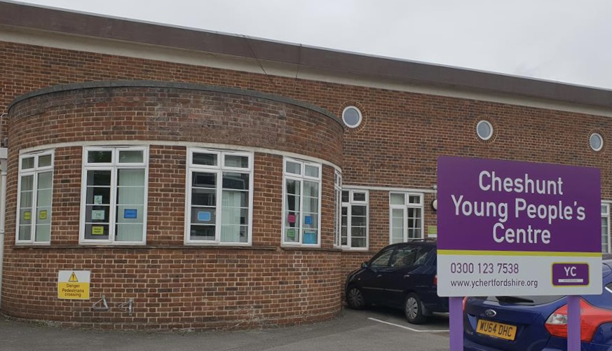Cheshunt emotional support group returns – and with newbranding